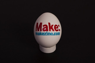 Make Magazine Egg