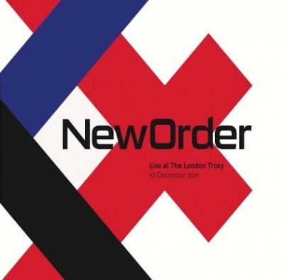 New Order - Live At The London Troxy