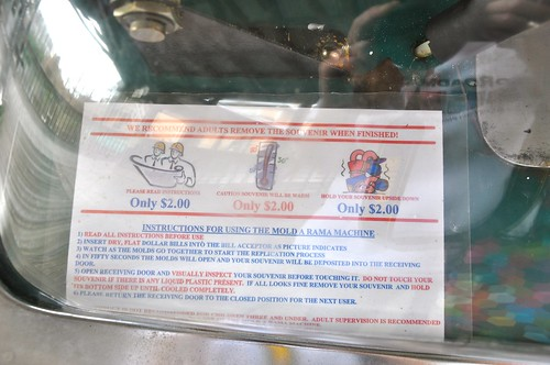 Mold-a-Rama Instructions