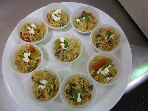 jambalaya-stuffed pepper samples