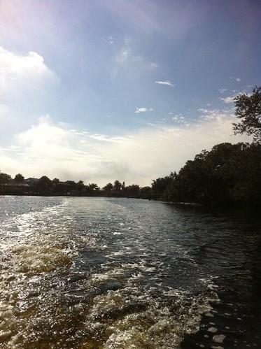 water boat florida