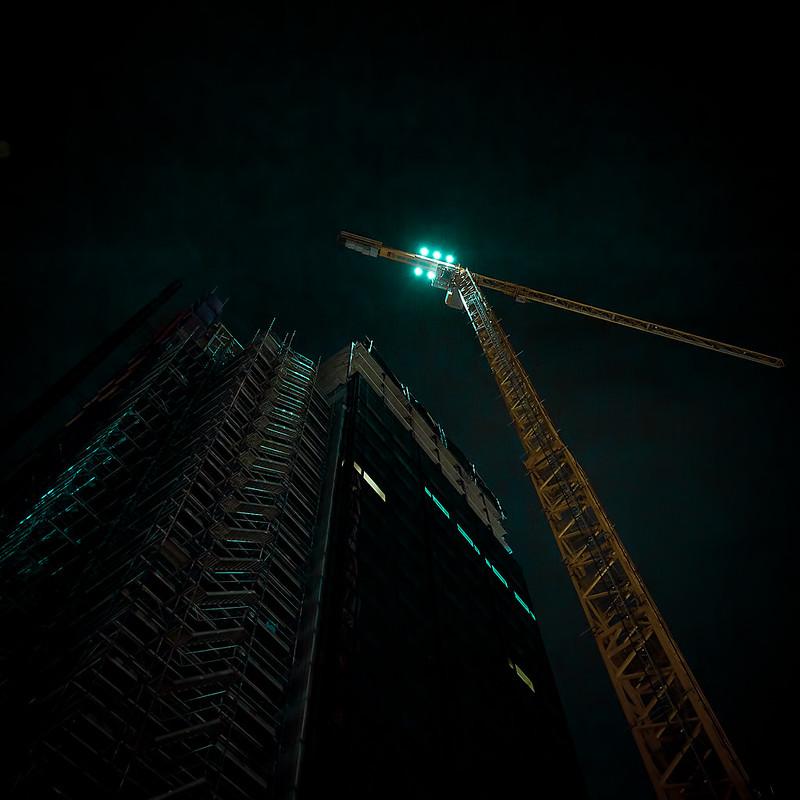 Gothia Towers Utbyggnad