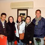 New Iranian Friends in Esfahan, Iran