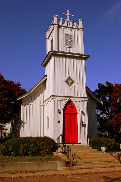 St. Matthew's Episcopal Church - Covington, TN