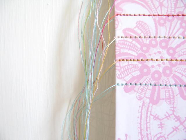 thread lines... | Emma Lamb