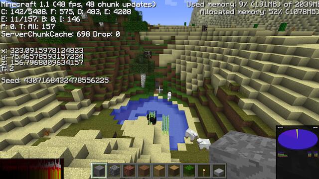 1 1) 5+ spider spawners all together! - Seeds - Minecraft