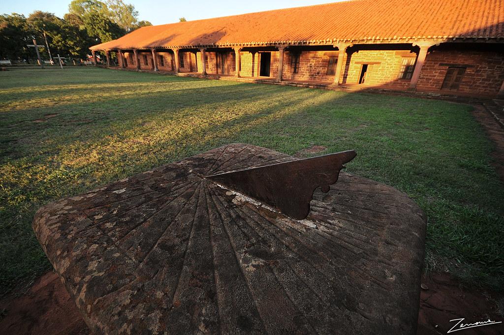 Paraguay: hallan restos de un templo jesuita del s.XVII 6875212611_496dee149d_b