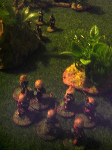 VC attack rear