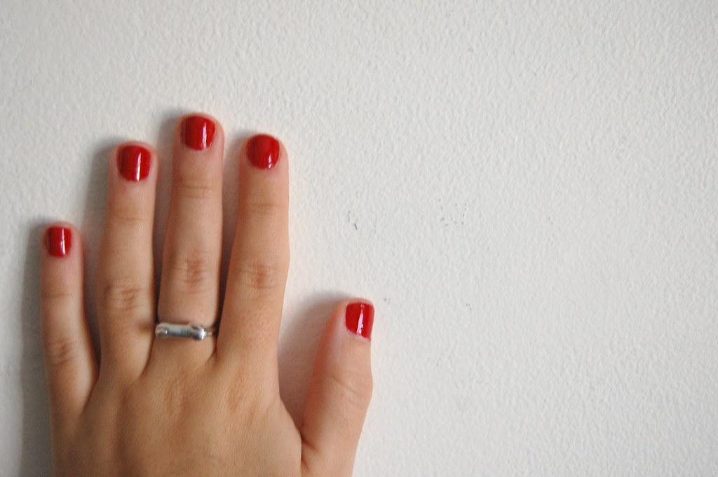 Valentine's Day Manicure
