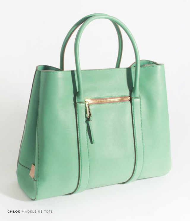 Mint Handbag Obsessed | ...love Maegan