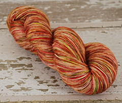 """Southern Delight"" 4.15oz  MCN Sock yarn"