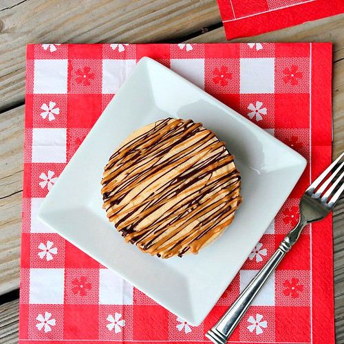 Frozen Chocolate-PB Pie