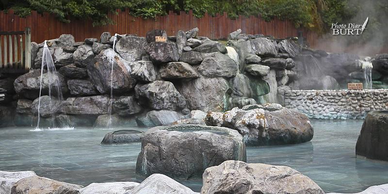 鳩之澤露頭溫泉池