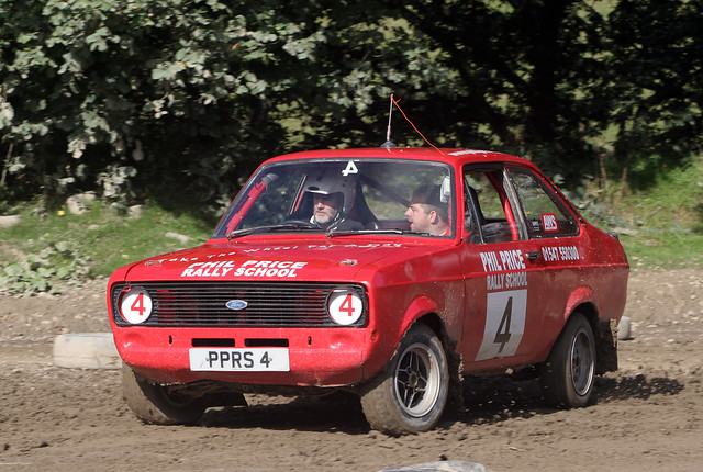 Phil Price Rally School