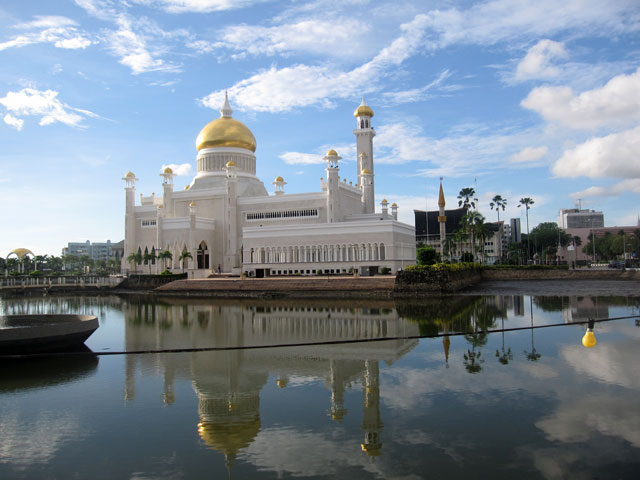Backpacking in Brunei
