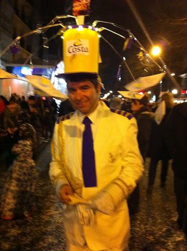Mi disfraz de carnaval by LaVisitaComunicacion