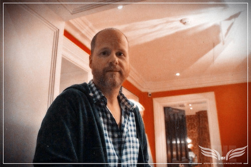 The Establishing Shot: Joss Whedon at the Cabin In The Woods Screening - Covent Garden Hotel, London by Craig Grobler