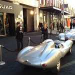 Jaguar Press Event NYC April 4th