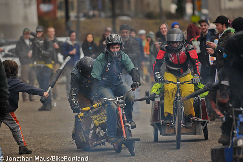 Mini Bike Winter 2012 - Chariot Wars-32