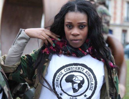 12b18 Chica joven negra Jóvenes Congo Kongo Zaire_0006 variante baja