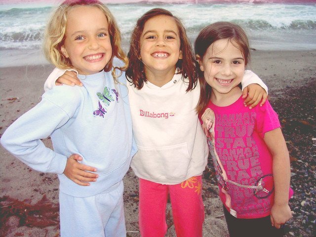alysse, chelsea, tori--1st grade