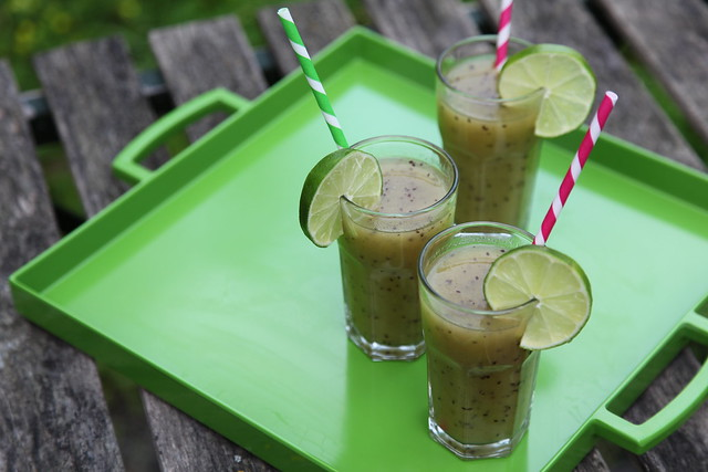 Kiwi Honey Limeade 2