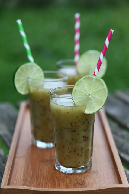 Kiwi Honey Limeade 5