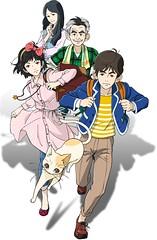 120220(2) - 「明治果汁軟糖」動畫廣告系列發表2012年度聲優人選,並將從25日正式開播!