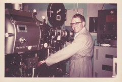 Ozone projectionist