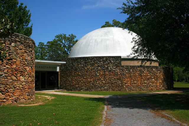 W.A. Gayle Planetarium