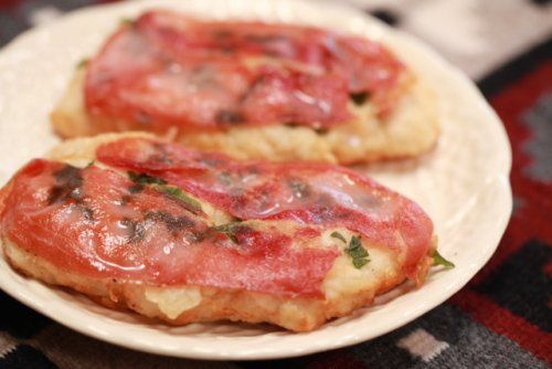 Chicken Saltimbocca Simplified - Sparing Time but not Flavor!