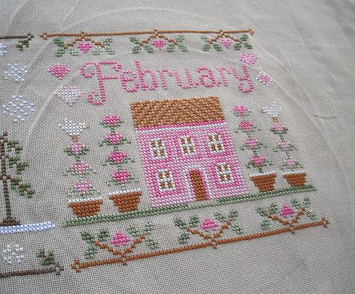 February Cottage by jenniferworthen