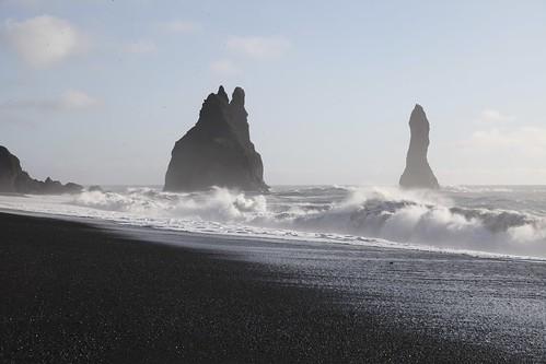 Reynisfjara - Black Sand Beach