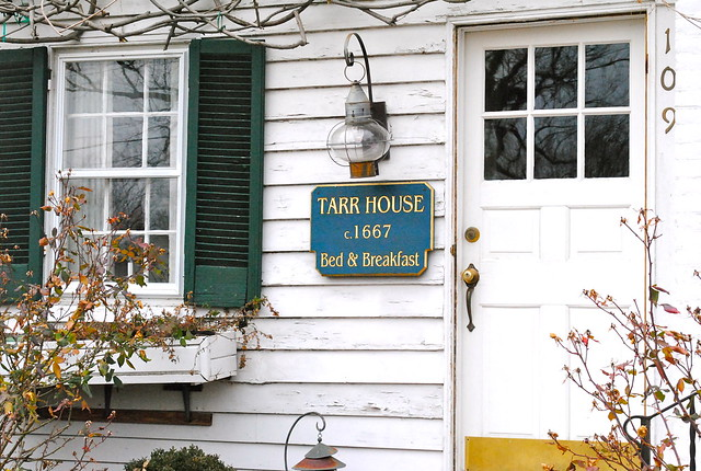 Tarr House Bed And Breakfast
