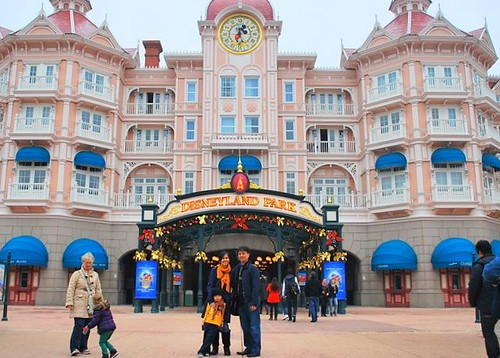 Paris Disneyland_1