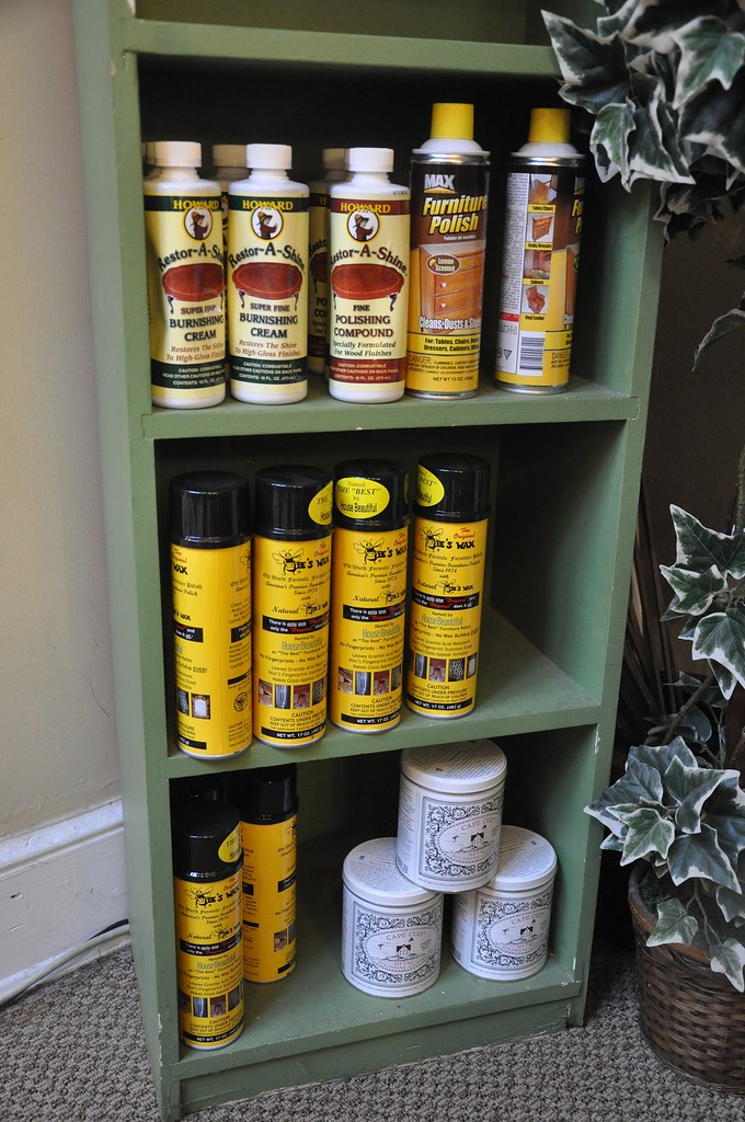 wood cleaning products