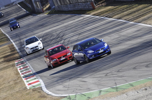 Stilo&Bravo Club & Grande Punto Club @ Speed Day 2012