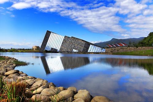 宜蘭 蘭陽博物館 I-lan LanYang Museum Taiwan