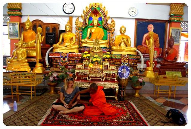 sitting monk &dani