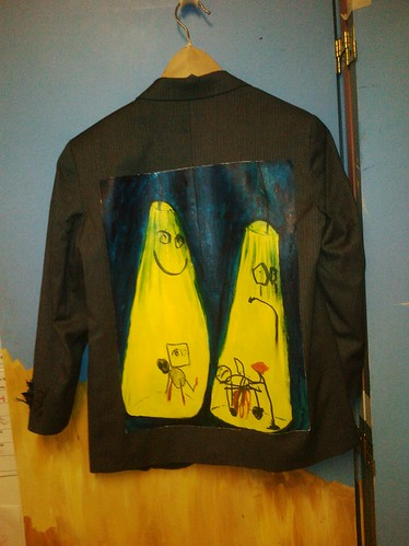 """Feelings"" Isaac Holliday's Jacket"
