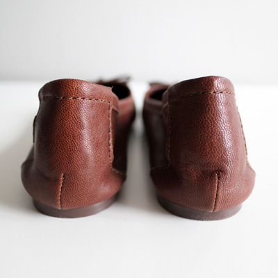 fashionarchitect.net mango brown ballerina flats 6