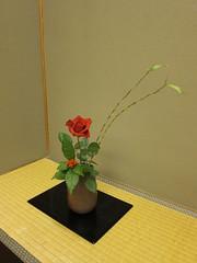 Japanese flower arrangement 45, Ikebana: いけばな