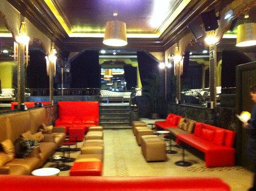 Cafe Boulevard en Bilbao by LaVisitaComunicacion