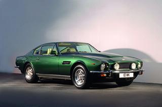 1978 Aston Martin V8 Oscar India