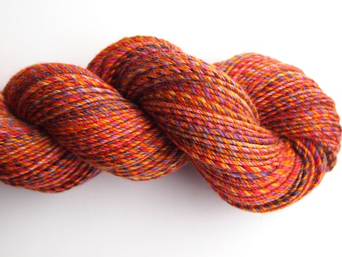 FCK fiber club -Famous Couples-Winter-Spring 2012-February-Falkland-10oz-Fomeo and Juliet-1.skein-3-ply-202yds