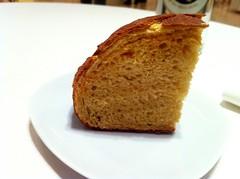 Pan en el Restaurante Nerue