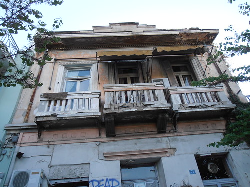 Building in Athens