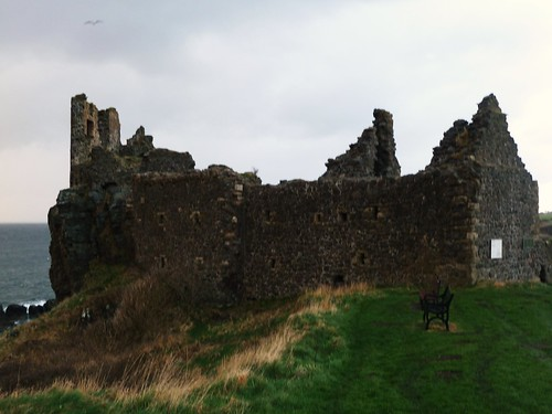 Dunure Castle, Ayrshire Coast