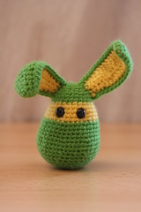 Wooly Bunny