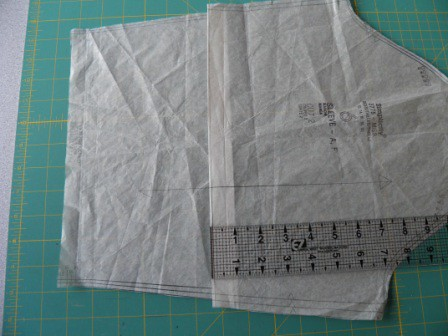 Second Fold Measure 1